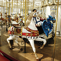 Children's Creativity Museum & Carousel