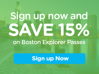 Boston Sign Up & Save