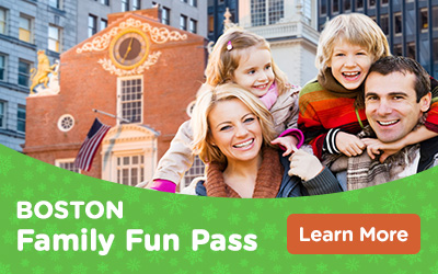 Boston Family Fun Pass