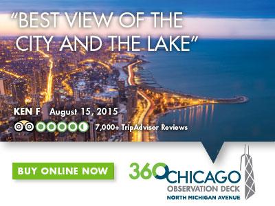 360 Chicago Tickets