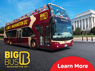 Hop-On Hop-Off Big Bus Tickets