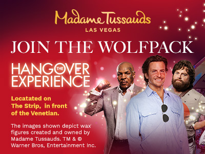 Madame Tussauds Las Vegas tickets