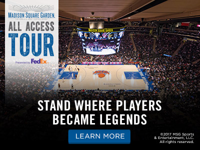 Madison Square Garden®: All Access Tour™
