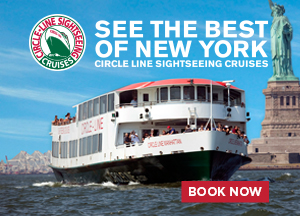 Best of NYC Cruise: Circle Line Sightseeing