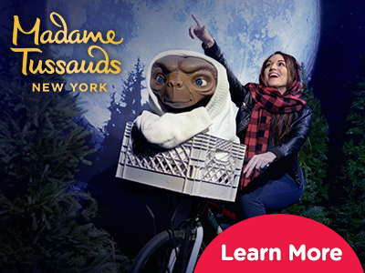 Madame Tussauds di New York