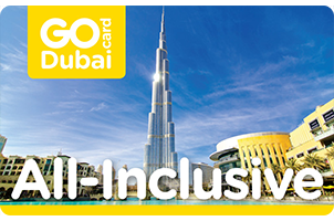 Go Dubai Card Dubai Attractions Pass For Tourists