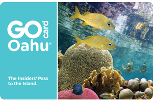 Go Oahu Card 3 Day Adult