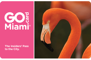 Go Miami Card 2 Day Adult