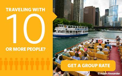 Benötigen Sie 10 oder mehr Go Chicago Cards? Nutzen Sie unseren Gruppenrabatt!