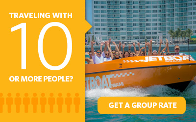 Purchasing 10 or more Go Miami Card attraction passes? Get a group rate.