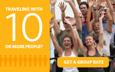 Purchasing 10 or more Go Orlando Card attraction passes? Get a group rate.