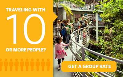 Purchasing 10 or more Go San Francisco Card attraction passes? Get a group rate.