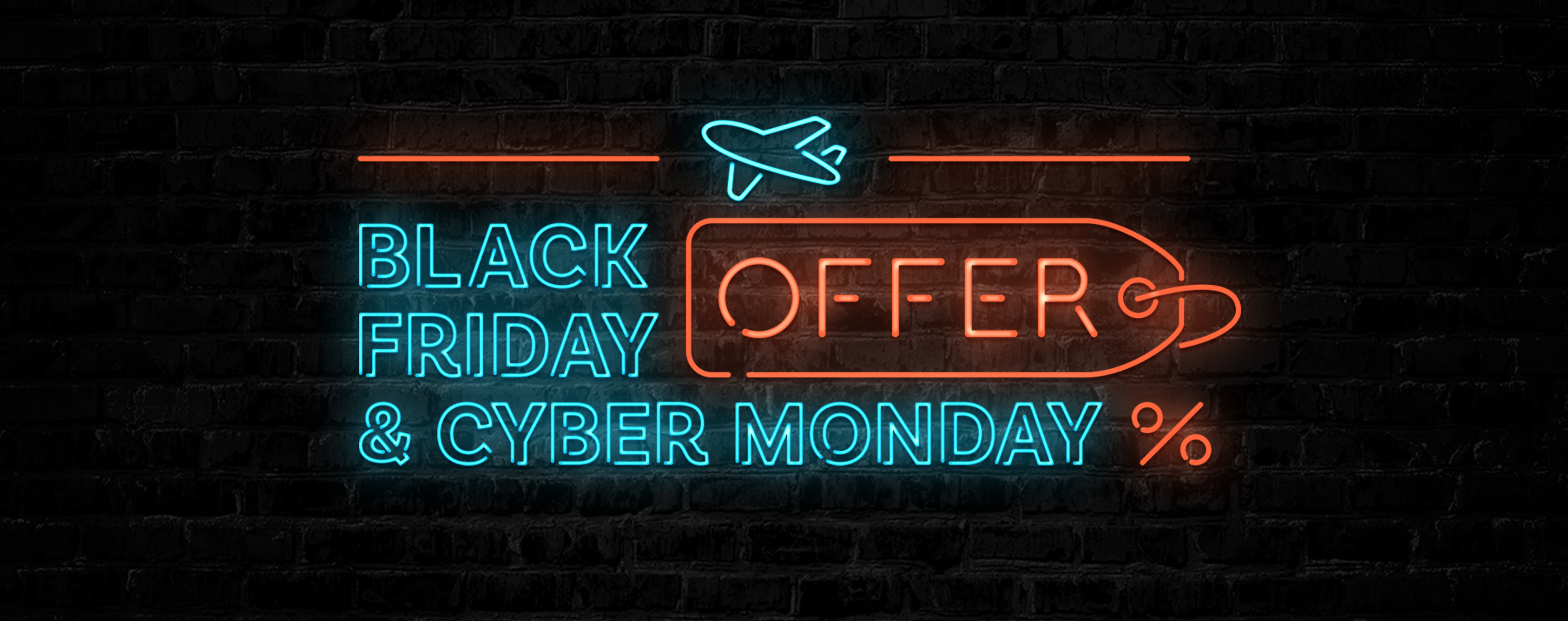 Black Friday / Cyber Monday Offers