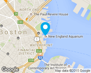 New England Aquarium Map London Map