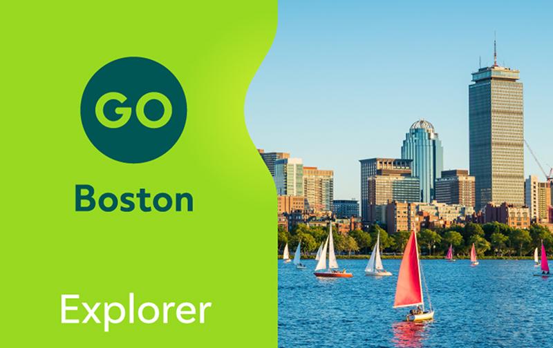 Boston Explorer Pass 5 Choice Adult