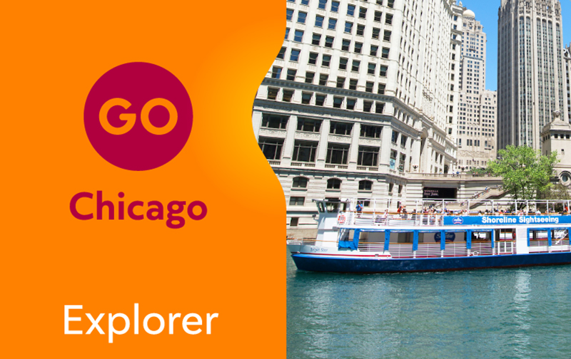 Chicago Explorer Pass 4 Choice Adult