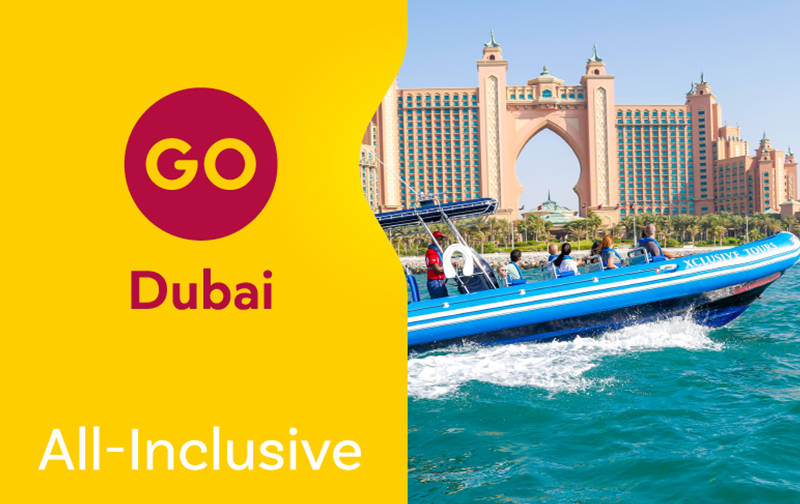 Go Dubai kids and adults card