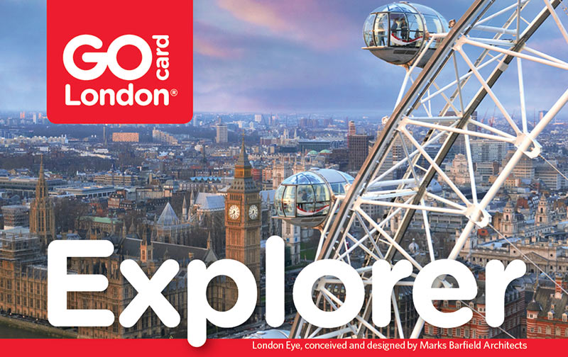 Go London card - Tripelle