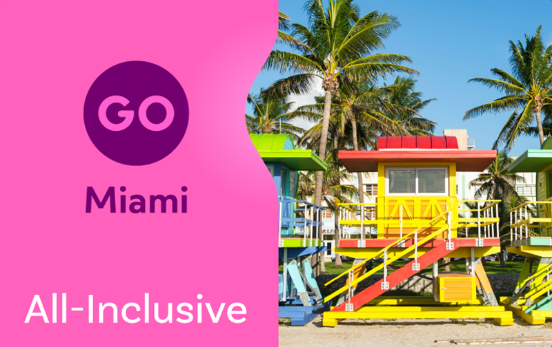 Go Miami Card attractions pass