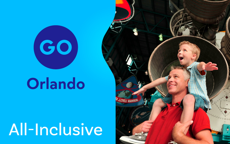 Go Orlando Card attractions pass