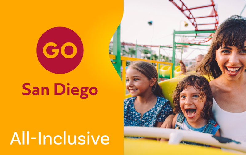 Go San Diego Card attractions pass