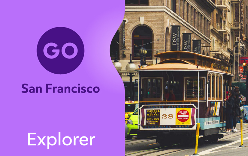 San Francisco Explorer Pass attractions pass