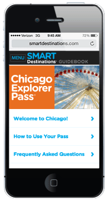 Chicago Explorer Pass online guide