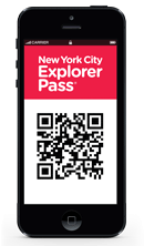 Con New York Explorer Pass®, ahorre dinero en comparación con New York CityPASS®.