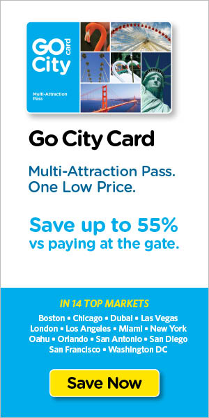 Go City Save Up To 65 On City Attractions