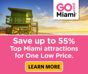 Save on Miami's top tours & attractions.