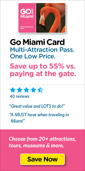 Save On Miamiu0027s Top Tours U0026 Attraction Tickets. Fun Things To Do ...