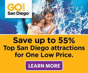 Save up to 55% on San Diego's top tours & attractions.