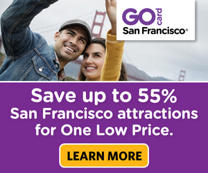 Save on San Francisco's top tours & attractions.