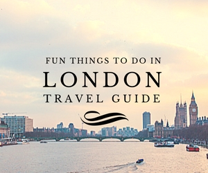 Fun things to do in London travel guides
