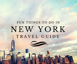 Fun things to do in New York City travel guides