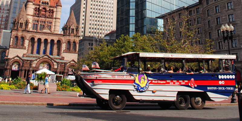 Boston Duck Tour Bonus 3