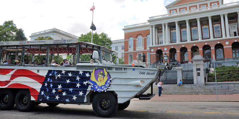 Boston Duck Tour Bonus 5