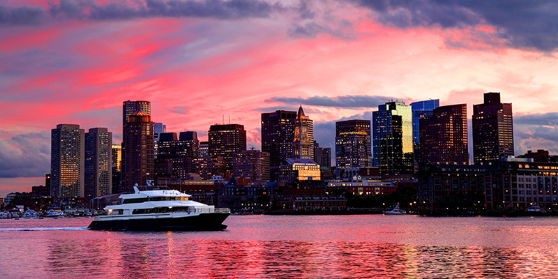 Boston Sunset Cruises 1
