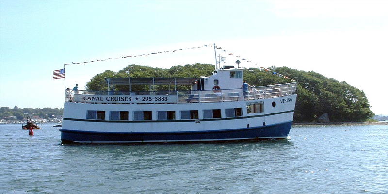 Cape Cod Canal Cruise Tickets Included On Go Boston 174 Card