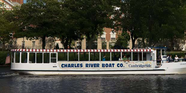Charles Riverboat Cruise Included On Go Boston 174 Card