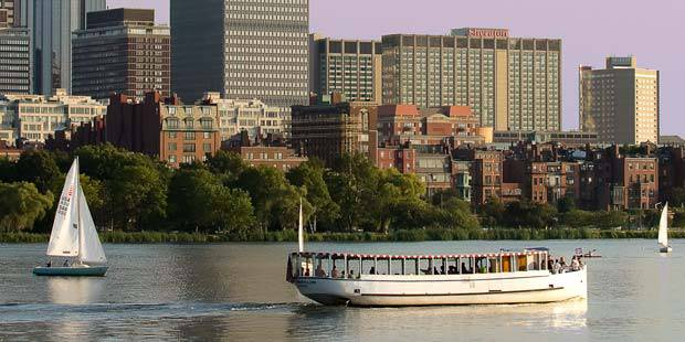 Charles Riverboat Cruise 5