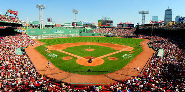 Fenway Park Tour Tickets