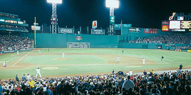 Fenway Park Tour Tickets Included On Go Boston 174 Card