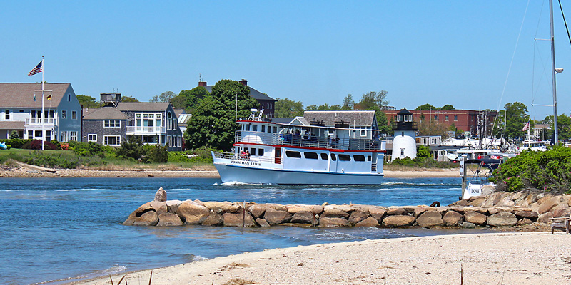Hyannisport Harbor Cruise 1
