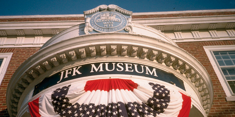 JFK Hyannis Museum Cape Cod Baseball Hall of Fame 1