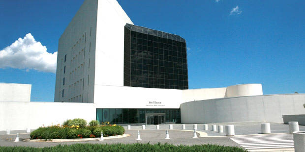 John F Kennedy Presidential Library Museum 1
