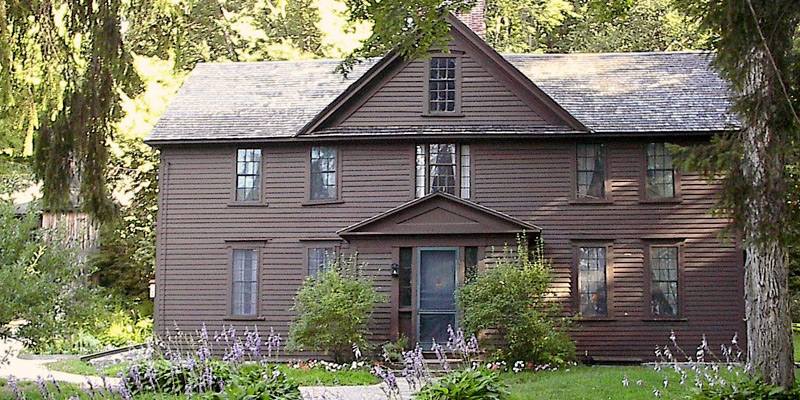 Louisa May Alcott s Orchard House 1
