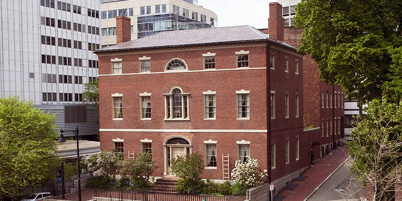 Historic Homes in Boston
