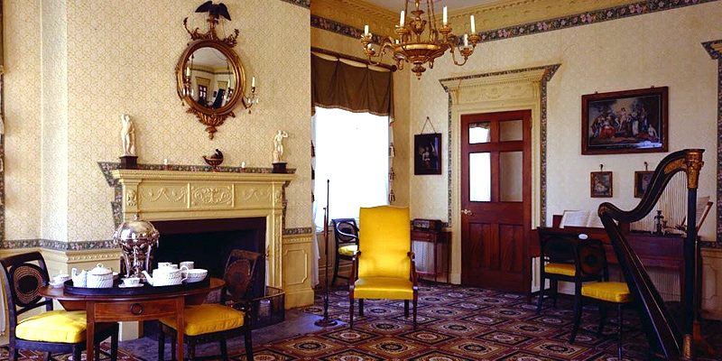 Otis House Museum Tickets Included On Go Boston 174 Card