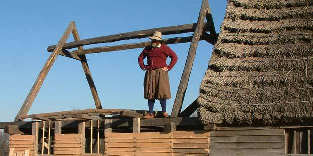 Plimoth Plantation Mayflower II 3